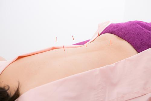6.身体全体の冷えやコリの改善