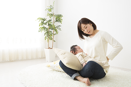 産後鍼灸について